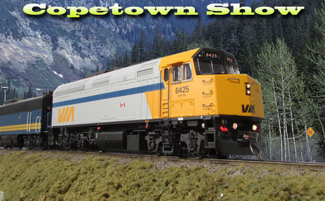 Copetown is this Sunday